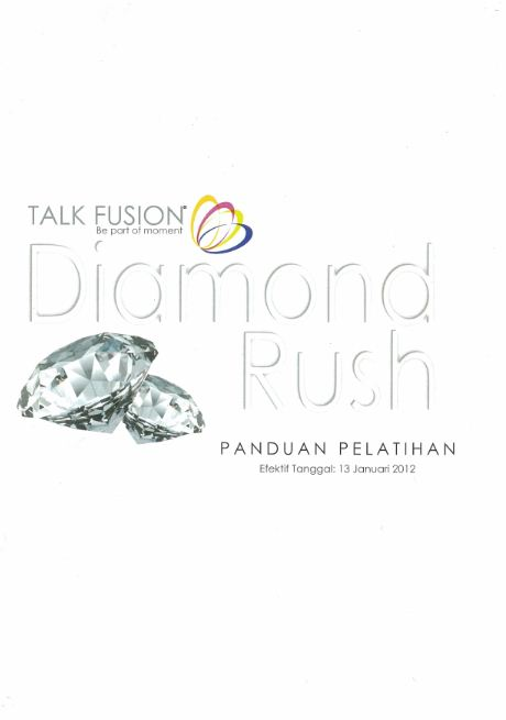 E-book diamond rush